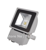 Free shipping 80W  IP65 AC85-265V 8000LM High power waterproof LED wash flood light Floodlight LED Projection Outdoor Lamp