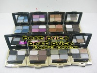 New arrival !!! 60pcs LES 4 OMBRES quadra eye shadow 12g makeup palette eyeshadow !!