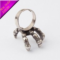 Кольцо Eagle Claw Nail Sets Jewellery Finger Rings R384