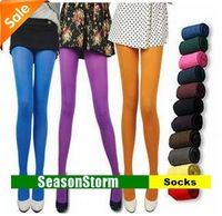 [EMS Free Shipping] Wholesale Fashion Womens 60D Velvet Sexy Legging Socks Tights (SM-26E)