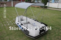 inflatable boat sun shade canopy, inflatable boat awning & shelter, suitable for fishing boat, free DHL shipping