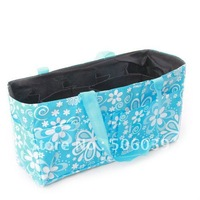 Free shipping wholse price Portable mummy bag seperation bag buggy bag lining separated diaper bag