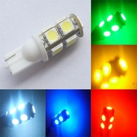 New Warm White Car Bulbs T10 9 LED SMD Wedge Light, T10 Wedge LED, T10 Lamp
