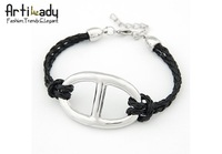 Artilady  2013 new desgin  ankle bracelets fashion  gold   diy bracelets   friendship bracelets patterns jewelry