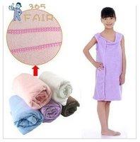Creative magic bath towel baby bath towel microfiber can be worn wholesale