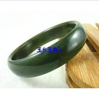 Natural jade hetian jade jade bracelets About * 1.50 cm wide left and right sides, thickness * 0.8 cm, 5.900 cm * Canon