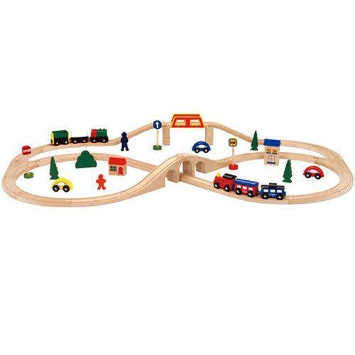 Toy Train Trac...