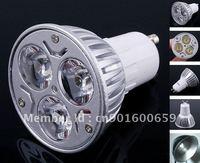5pcs CREE GU10 9W 3x3W LED Spot Light Bulb Spotlight spot lamp Downlight 600lm