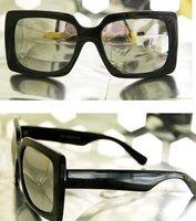 30pcs HOT Fashion Cool glamour tide UV-resistantgoggles men women sunglasses free shipping #A7