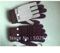 free shipping tourmaline Automatic heat men's Gloves Detachable  Far infrared massage one pairs