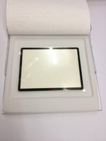 60/600D professional lcd screen protector Optical glass raw materials to protect camera lens