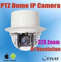 ONVIF CCD 480TVL Day/Night 100m Outdoor High Speed IP PTZ Camera,ip camera ptz outdoor,32x Optical,3.6-96mm lens,KE-NP9300