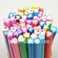 300x Mixed   Style  Nail  Art Polymer Clay Cane,free shipping,the best hot