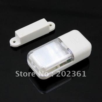 100pcs/lots MINI LIGHT FOR CUPBOARD CABINET AUTOMATIC WARDROBE LAMP