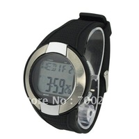 Free shipping+guaranteed 100% +New Sport Waterproof Heart Rate Watch + Stop Watch + Alarm + Monitor