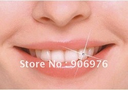 Wholesale Hot Sale Austria girl trend drill gift Tooth Jewels 10pack/lot Free Shipping(China (Mainland))