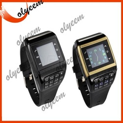 free shipping !unlocked phone cheap watch Q5 1.33 inch QVGA TFT touch screen Bluetooth fashion wrist mobile cell phone(China (Mainland))