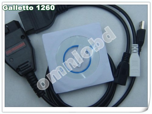 Top Quality Galleto 1260 ecu flasher(China (Mainland))