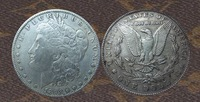 1893-s morgan dollar silver coin
