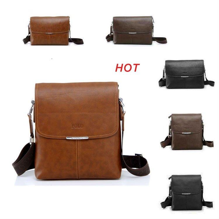 Mens Leather Shoulder Bag For Sale 108