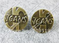 Garment Jean iron button 20mm 30pcs shank buttons for apparel