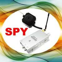 1.2ghz Mini wireless hidden camera kit, Micro Button camrea CCTV Security Surveillance camera