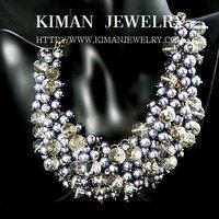 Ювелирное изделие K&M-Fashionable special snake design enamel bangle BR-03076. Nickel
