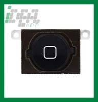 Good Quality for iphone 4s home button black free shipping