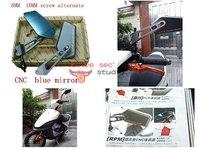 taiwan rpm cnc aluminum mirror 8MM 10MM screw alternate for sale