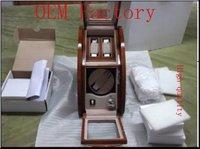 WB3402  gift box  jewelry box wooden box watch box  WATCHWINDER SINGLE SLANTED DRK