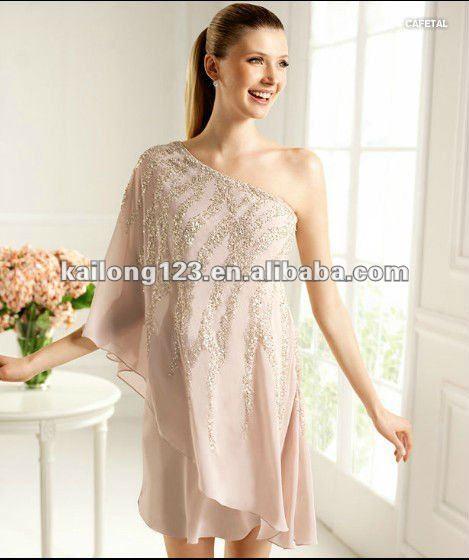Blue Pleated Flowers Appliqued Tulle Net Strapless Long Summer Dresses
