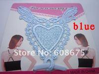 heart sexy bra strap invisible Bra Belt summer underwear charm underwear baldric,ladies Gallus, bra strap   6 colors can choose