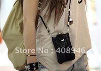 120126 free shipping  Ladies' bags 2012 New  Woven bag handbag phone package diagonal packet