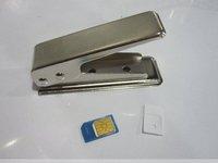 Micro Sim Cutter + 2x MicroSim Card Adapter  for Iphone 4 4s ipad