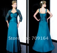 Платье для матери невесты With Jacket Sheath Off the Shoulder Beading Ruched Satin SH104 Fashion Mother Dress Knee-length