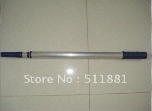 2M 2 mètres rallonge Roller tige télescopique épais pour prolonger la durée de rouleau de peinture , Spike rouleau , raclette, etc.