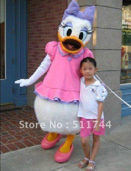 Cute Female Donald Duc...