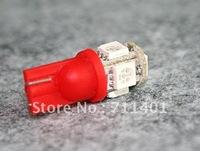 Free Shipping 5 SMD LED light  many colors Car Light license plate light Bulb Lamp Reading lights 10pcs/lot