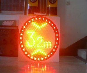 LED Solar Traffic Signal Sign,Professional Manufacturer