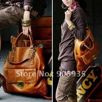 Free Shipping New GK Fashion Korean Women PU Leather Shoulder Handbag Bag  BG32