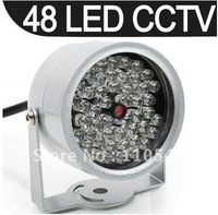 48-LED illuminator light CCTV IR Infrared Night Vision surveillance camera