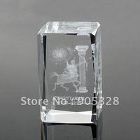 Free shipping crystal constellation-Sagittarius craft accessory