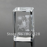 Free shipping crystal constellation-Sagittarius craft accessory