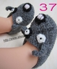 free shipping,Baby crochet owl shoes infant first walker shoes toddler cotton knitting knitted Casual shoes LDFOER 10pairs/lot