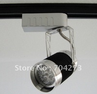 LED  tracking light 5W  Spotlights Wholesale and Retail+free shipping