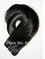 cheap virgin brazilian hair straight in stock  2pcs/lot