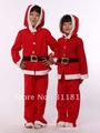 Christmas costume! 2012 wholesale  free shipping(6pieces/lot) children Christmas costume