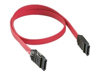 2012 New High Quality Serial  1Pcs 45cml ATA SATA DATA HDD HARD DVD Drive Cable  +Free Shipping+Wholesale and Retail