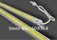 White LED Rigid Bar,c,17W 1.2M,DC 24V,White,Blue,Connectable,Waterproof,50PCS/Lot,DHL Free Shipping
