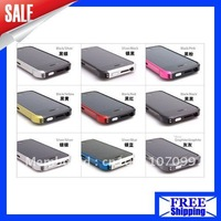 Vapor 4 Aluminium Metal Bumper For iphone 4S 4, 5pcs/lot, Free Shipping